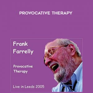 Provocative Therapy by Frank FarreMy