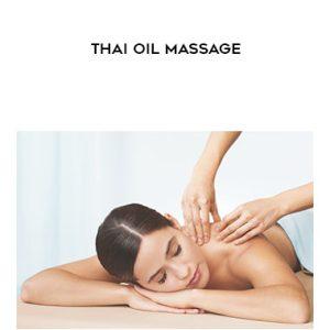 Thai Oil Massage by Hegre Art