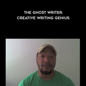 The Ghost Writer: Creative Writing Genius by Talmadge Harper