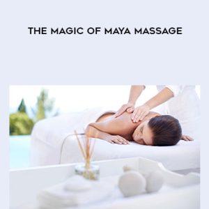 The Magic of Maya Massage by Hegre Art