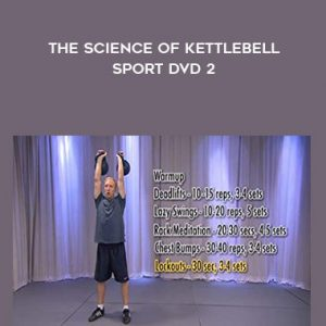 The Science Of Kettlebell Sport DVD 2 by Denis Kanygin