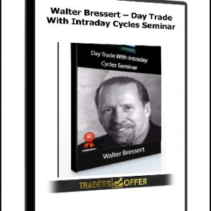 Day Trade With Intraday Cycles Seminar by Walter Bressert