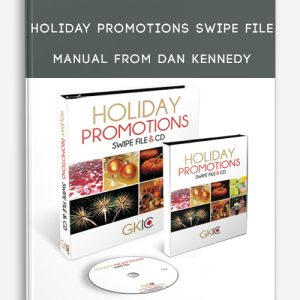 Holiday Promotions Swipe File Manual from Dan Kennedy