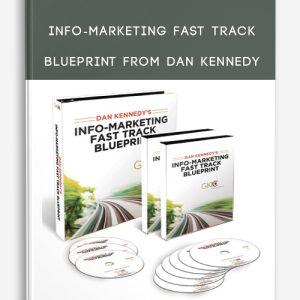Info-Marketing Fast Track Blueprint from Dan Kennedy