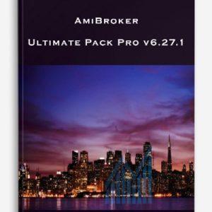 Ultimate Pack Pro v6.27.1 by AmiBroker
