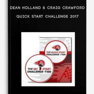 Dean Holland & Craig Crawford – Quick Start Challenge 2017