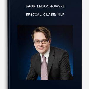 Igor Ledochowski: Special Class: NLP