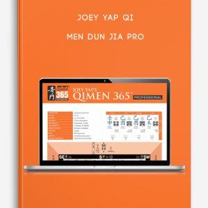 Joey Yap Qi Men Dun Jia Pro