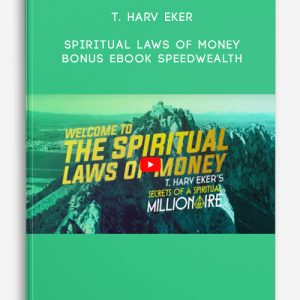 Spiritual Laws Of Money+Bonus Ebook SpeedWealth