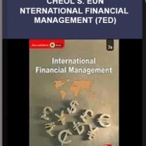 Cheol S. Eun – International Financial Management (7ed)