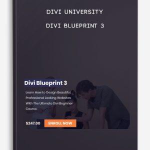 Divi University – Divi Blueprint 3