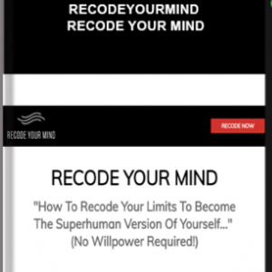 Recodeyourmind – Recode Your Mind