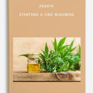 Starting a CBD Business by Assata