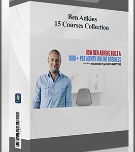 Ben Adkins – 15 Courses Collection