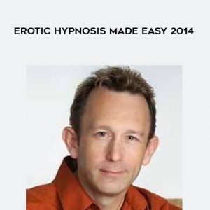 Erotic Hypnosis Made Easy 2014 from David Snyder