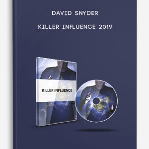 Killer Influence 2019 by David Snyder