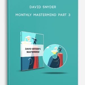 Monthly MasterMind Part 3 by David Snyder