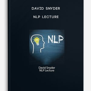 NLP Lecture by David Snyder