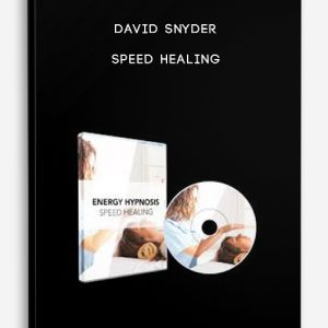 Speed Healing by David Snyder
