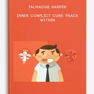 Talmadge Harper – Inner Conflict Cure: Peace Within