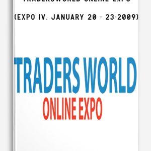 Tradersworld Online Expo (Expo IV. January 20 – 23-2009)