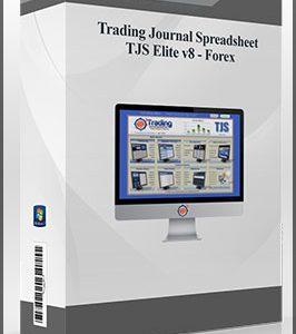 Trading Journal Spreadsheet – TJS Elite v8 – Forex
