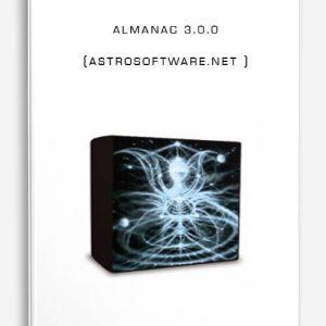 Almanac 3.0.0 (astrosoftware.net )