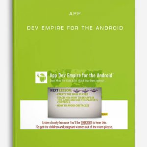App Dev Empire for the Android