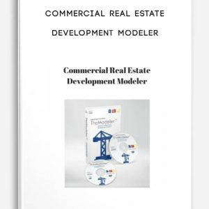 Commercial Real Estate Development Modeler
