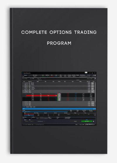 Complete Options Trading Program