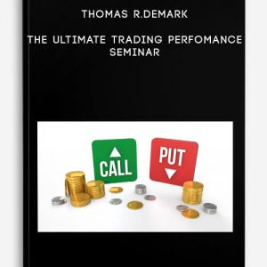 Thomas R.DeMark – The Ultimate Trading Perfomance Seminar