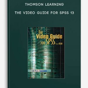 Thomson Learning – The Video Guide For Spss 13