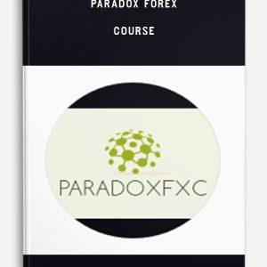 Paradox Forex – Course