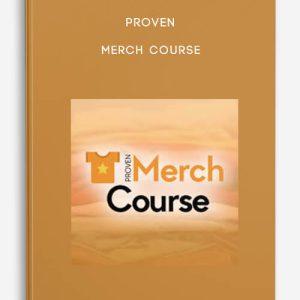 Proven Merch Course