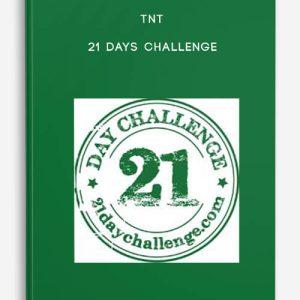 TNT – 21 Days Challenge