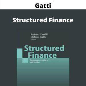 Stefano Caselli, Stefano Gatti – Structured Finance