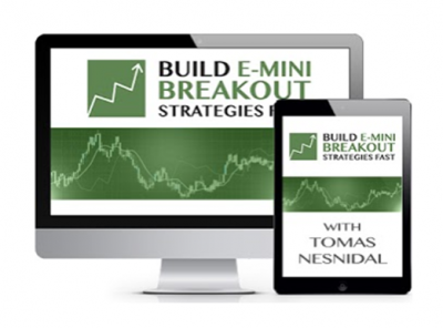 Better System Trader – Build E-mini Breakout Strategies Fast